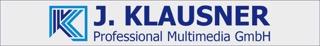 Logo Klausner 2farbig Schrift